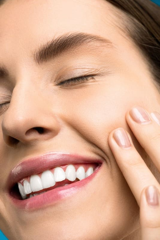 Corrective jaw surgery recovery